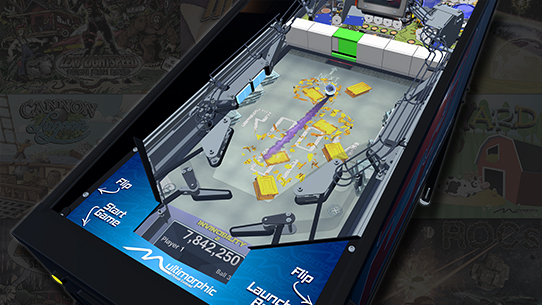 P3 Dynamic Playfield