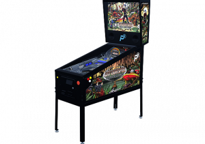 P³ Pinball Machine